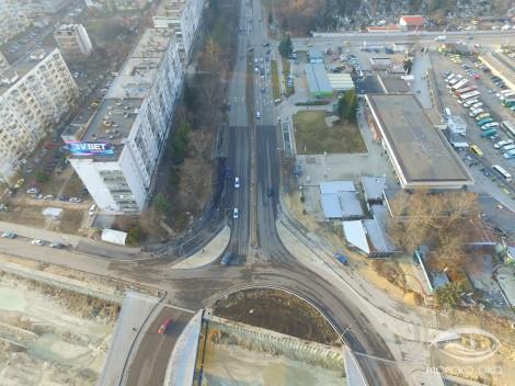 """Обмислят поставяне на шумоизолиращи съоръжения по бул. """"Левски"""""""