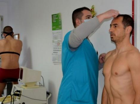 """Футболистите на """"Черно море"""" започнаха медицински прегледи"""