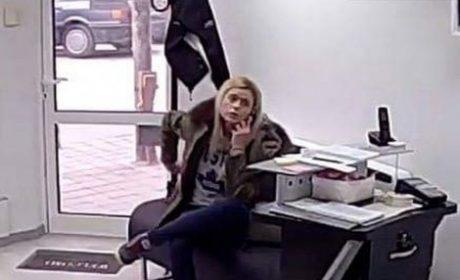 Варненци възмутени от нагла кражба във фризьорски салон (видео)