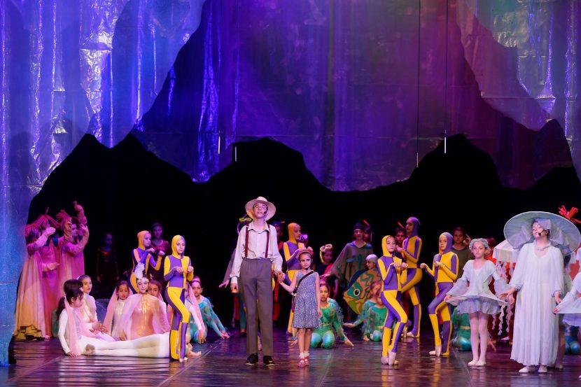 Варненската детско-юношеска опера представя два мюзикъла през януари