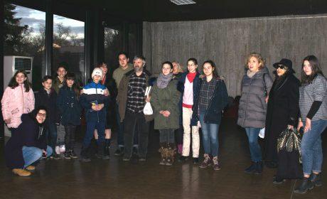 Теди Москов се срещна с възпитаници на Общински детски комплекс – Варна