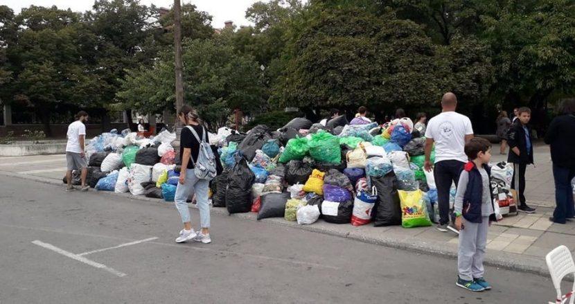 """Втори Празник на рециклирането """"Аз вярвам и помагам"""" ще се проведе във Варна през април"""