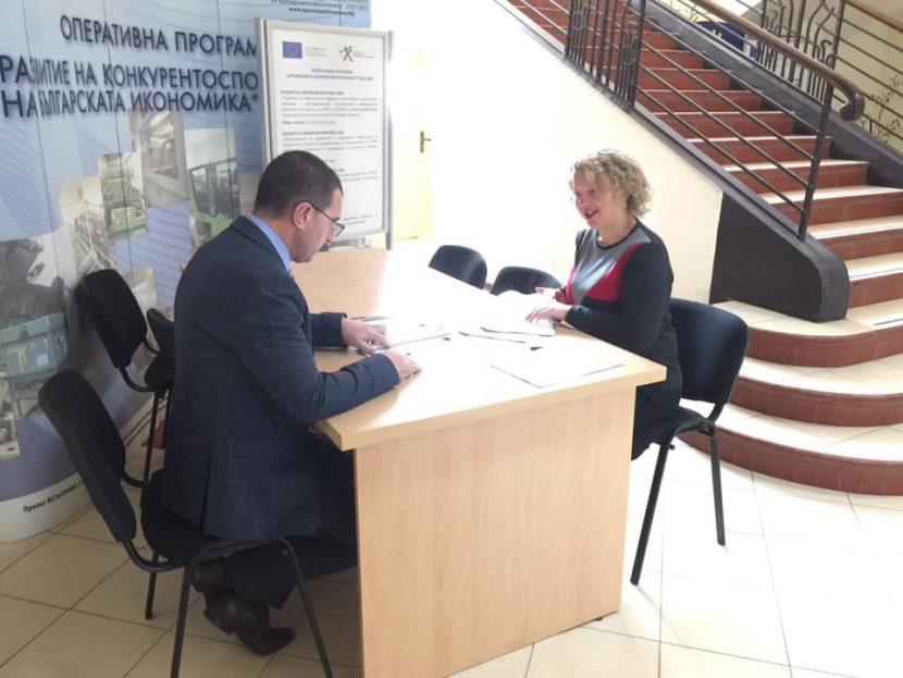 "МИГ ""Девня – Аксаково"" спечели финансиране на проект по ОП ""Иновации и конкурентоспособност"""