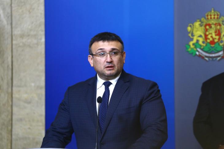 Младен Маринов с важни новини за всички полицаи!