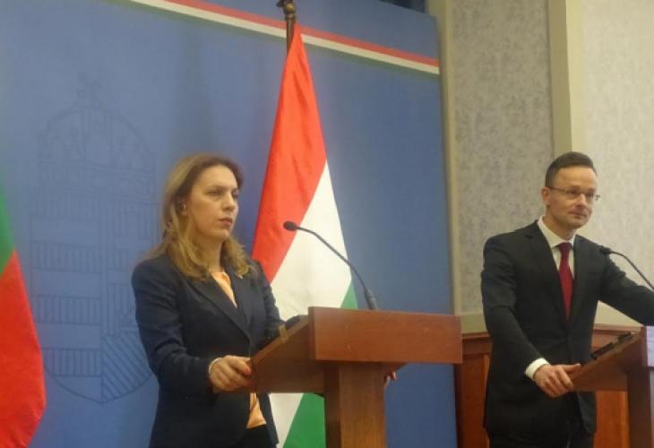Унгария застава твърдо зад България за Шенген
