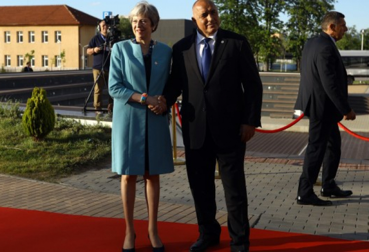 Борисов разговаря с Тереза Мей по телефона за Брекзит