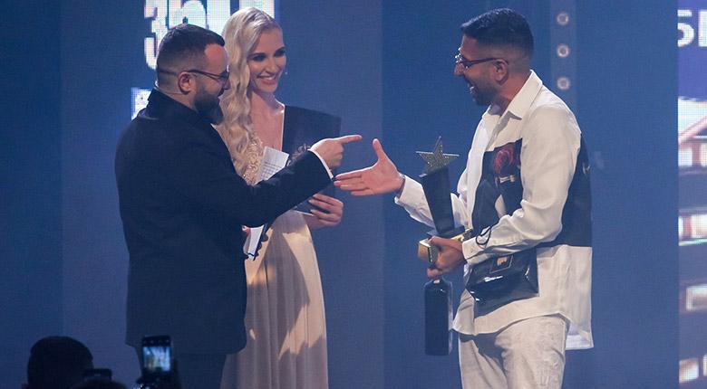 Гери-Никол и 100 кила грабнаха статуетките на 359 Hip Hop Awards 2019