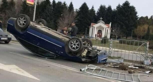 Свидетел на катастрофата: автомобила влезе с над 100км/ч в завоя