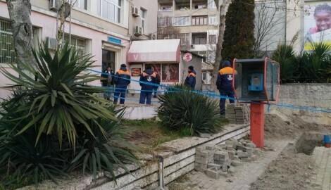 Варненка се жалва: Трети ден сме без вода заради ремонт на тротоар