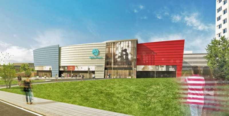 Delta Planet Mall Варна отваря врати в края на март (снимки и видео)
