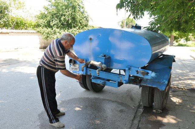 Центъра на Варна без вода днес