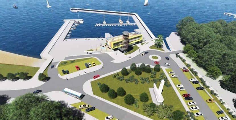 """Отмениха избора на изпълнител за строежа на рибарско пристанище """"Карантината"""""""