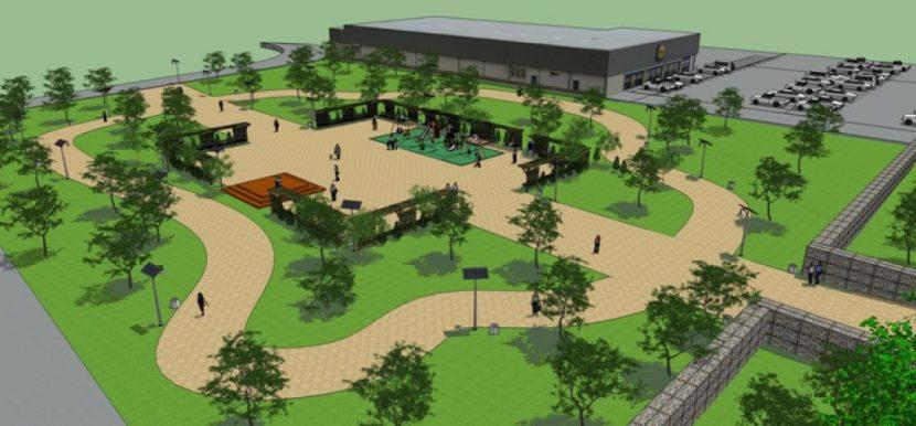 Нов парк ще се изгражда в град край Варна