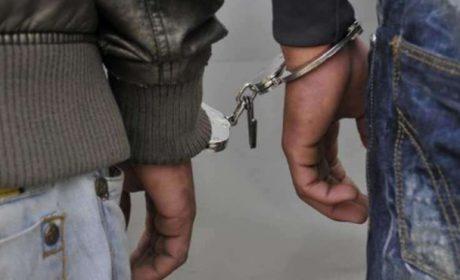 Задържаха двама криминално проявени за кражба от фризьорски салон