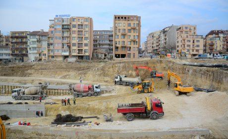 """95% от ВиК инфраструктурата по бул. """"Левски"""" е готова"""