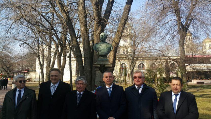 Денят на руската дипломация бе отбелязан във Варна