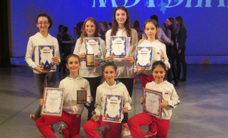 Варненска балеринка стана лауреат на международен конкурс в Санкт Петербург