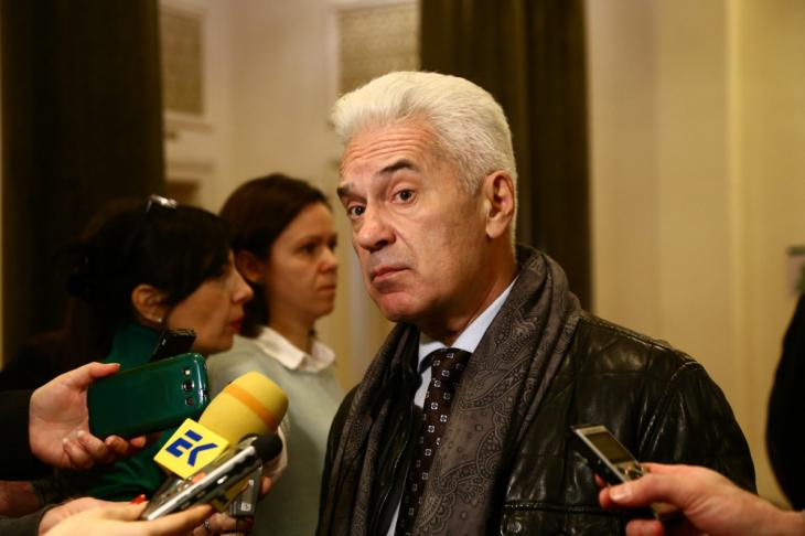 Сидеров предлага допълнение към Договора за приятелство с Македония