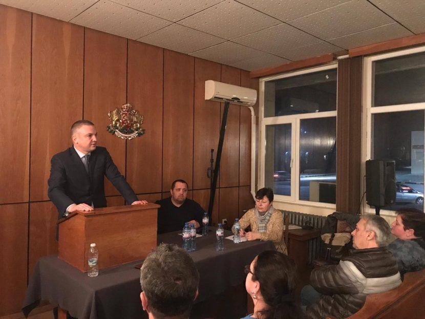 Портних на среща в Суворово: България трябва да запази силния си глас в Европа