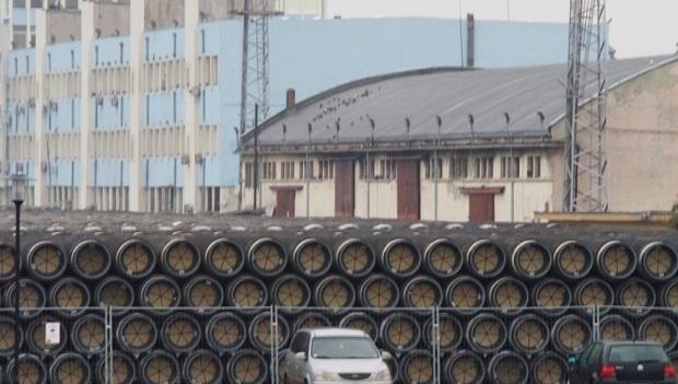 """Тръбите от """"Южен поток"""" вече ги няма на Пристанище Варна-Изток (снимки)"""