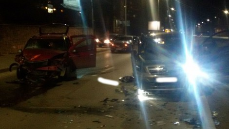 Тежка катастрофа край спирка Делфинариума