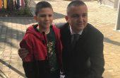 6-годишният Алекс към Портних: Кмете, обичам те!
