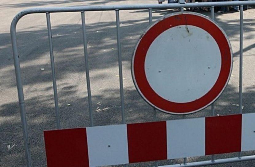 Временно затварят улица в центъра на Варна