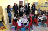 """Председателят на Народното събрание и кметът на Варна посетиха обновената детска градина """"Светулка"""""""