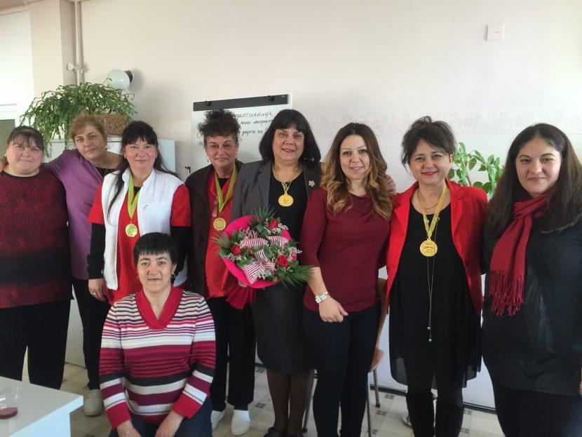 """Група за подкрепа на родители на деца със специфични потребности заработи успешно в Дома във """"Виница"""""""