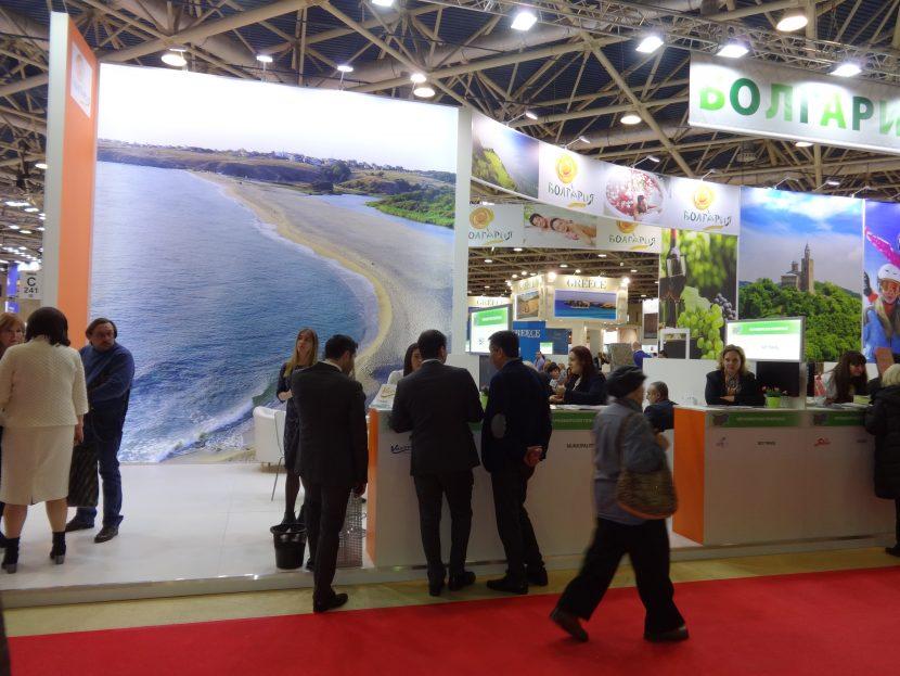 Варна се представя на две туристически изложения в Москва