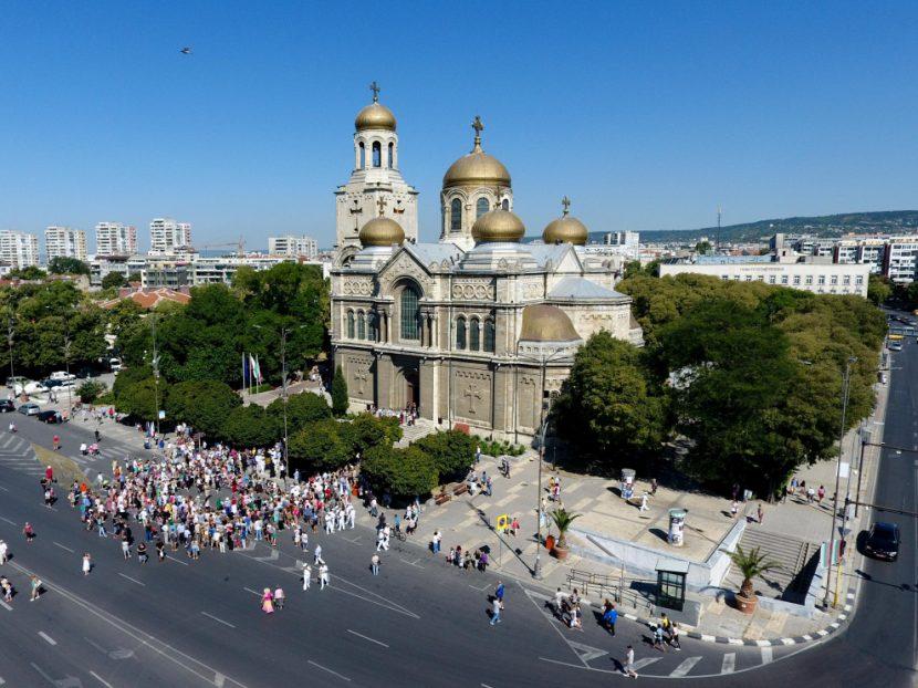Затварят за коли центъра на Варна на 3- ти март