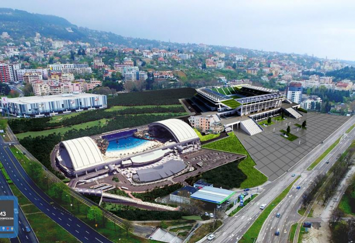 Грандиозно чудо, каквото няма на Балканите, строят във Варна! (снимки)