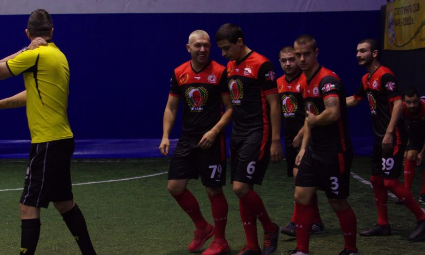 ЦСКА си осигури предсрочно трета поредна титла в МФЛ-Варна