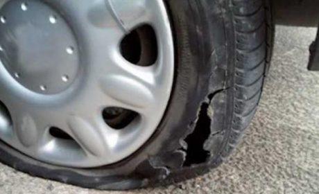 Спипаха малолетни, увредили гумите на автомобили във Варна