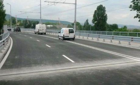 Временно ограничение на движението по подхода към Аспарухов мост в посока Варна