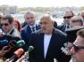 """Премиерът Бойко Борисов инспектира бул. """"Васил Левски"""""""