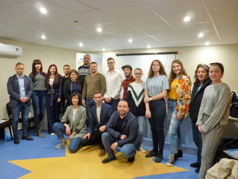 Академия за интерактивно и неформално обучение се проведе във Варна