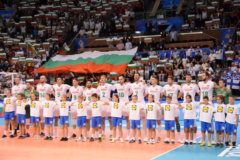 Националите по волейбол играят във Варна през юни