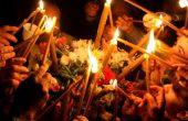 Носят великденския Благодатен огън във Варна от Румъния