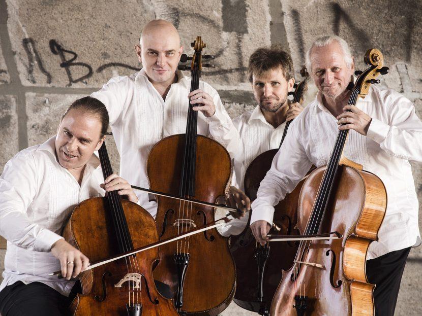 """Чело квартет """"Растрели"""" открива Европейския музикален фестивал"""