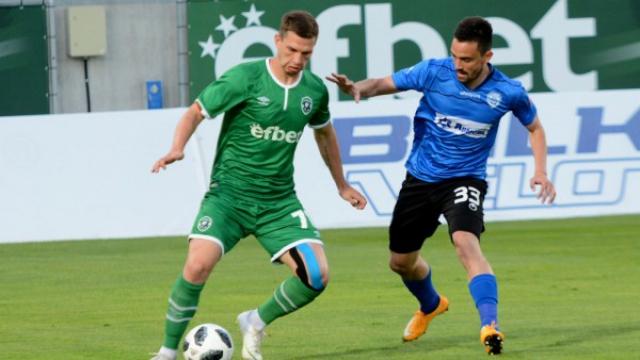 Черно море завърши на пето място сезона в Първа лигa