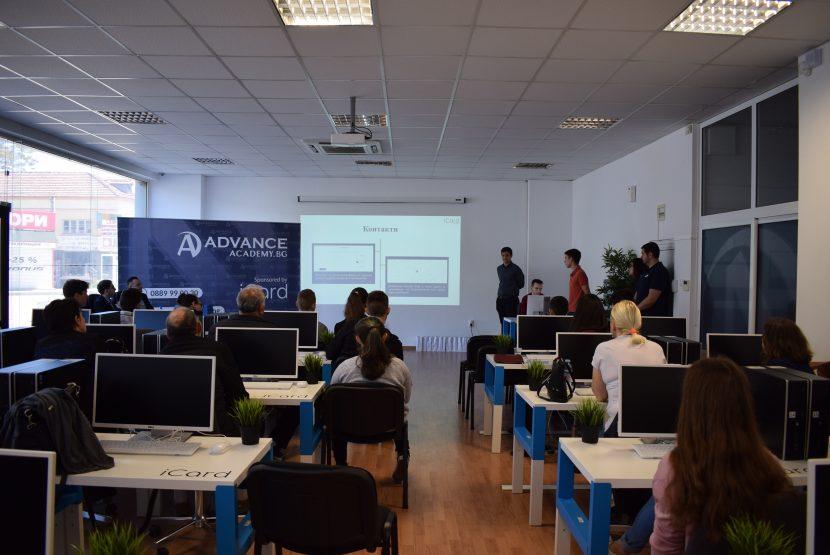 За първи път! Варненски ученици разработиха сайтове за световни компании