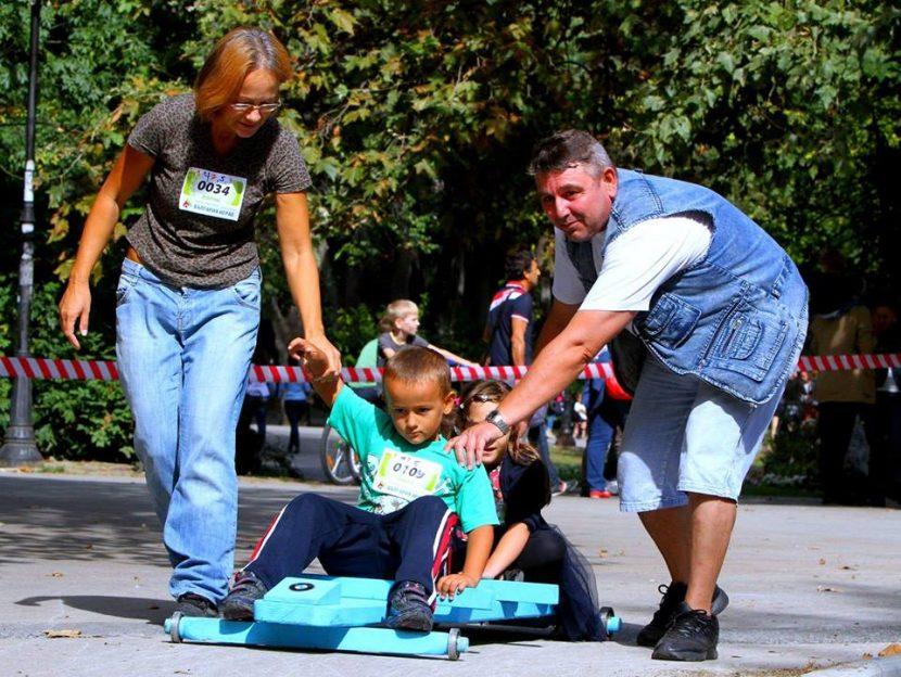 Семейни игри в Морската градина на Варна за втори път