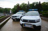 Община Варна предостави два автомобила и велосипеди на полицията (снимки)