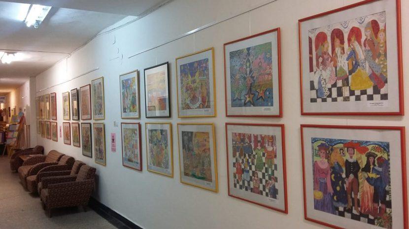 """Откриват изложба """"Галерия на детската рисунка"""""""