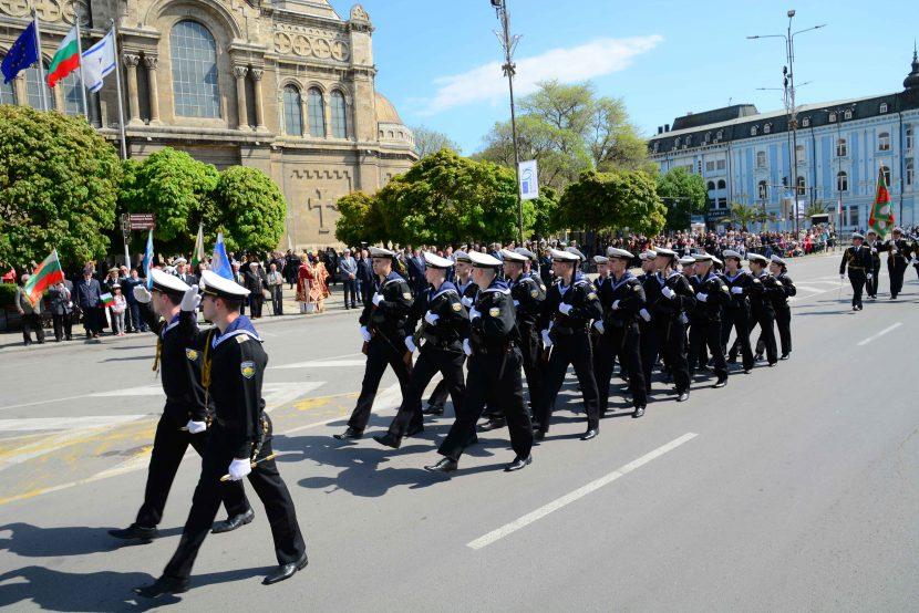 Варна почете Гергьовден – Ден на храбростта и празник на българската армия