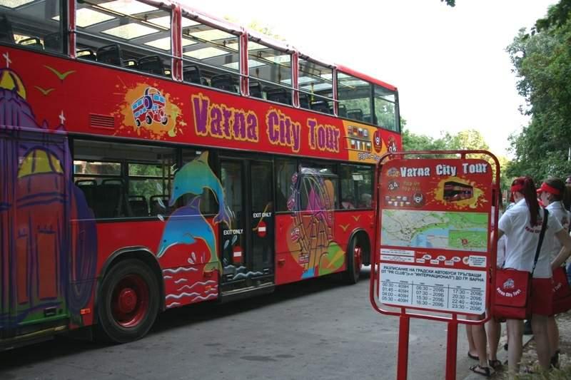 Двуетажен автобус ще обикаля Варна в Нощта на музеите