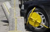 Мъж скочи на общински служители във Варна заради поставена скоба на колата му