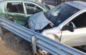Верижна катастрофа на пътя Варна-Бургас