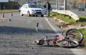 БМВ блъсна и уби велосипедист край Аксаково